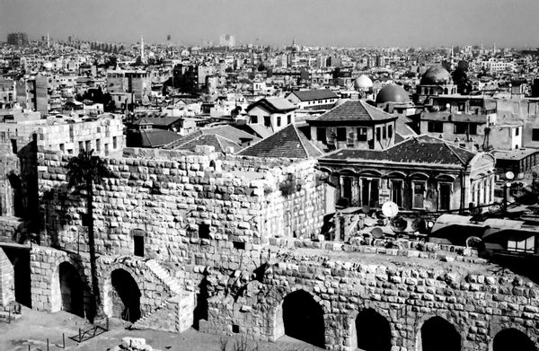 The Ancient City of Damascus
