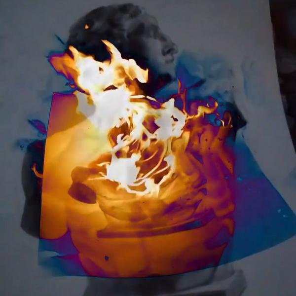 Burning Torso