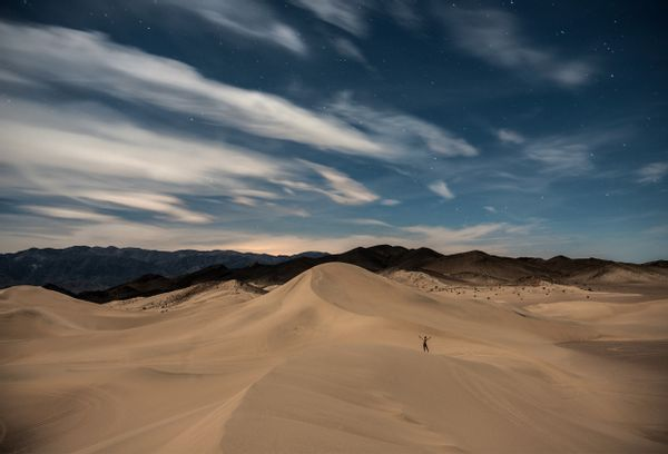 The Ascension of Dumont Dune.