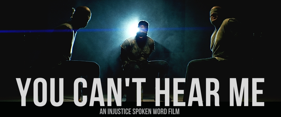 You Can't Hear Me - A Spoken Word Film